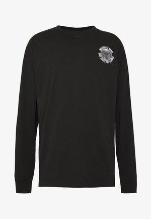LEPUS TEE - T-shirt à manches longues - black