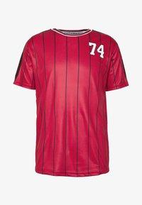 FAKTOR - ACRAB TEE - T-shirt imprimé - red - 3