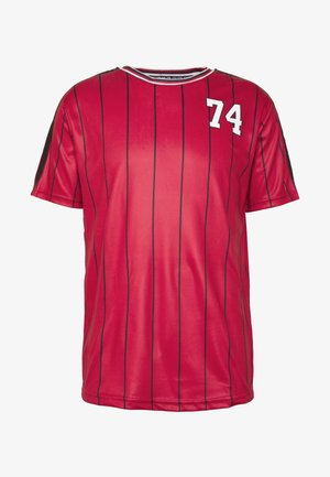 ACRAB TEE - T-shirts med print - red