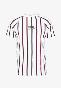 FAKTOR - KOWL TEE - T-Shirt print - white - 3