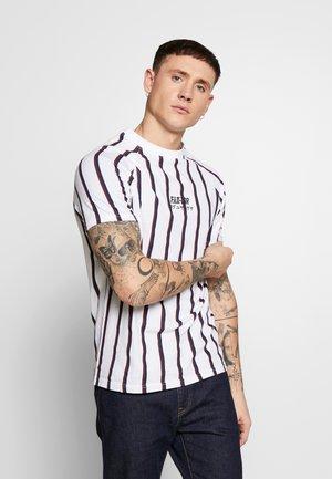 KOWL TEE - T-Shirt print - white