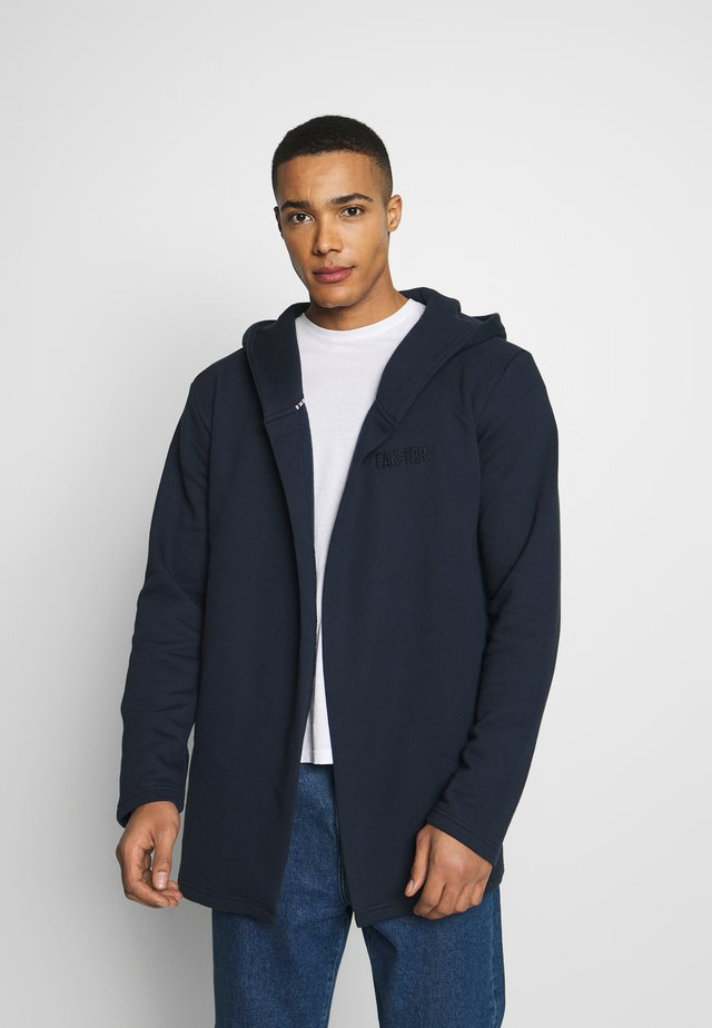 CANIS CARDIGAN - Strickjacke - navy
