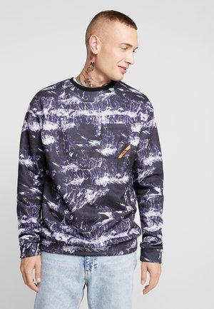 EVERLEY CREW - Sweatshirt - black