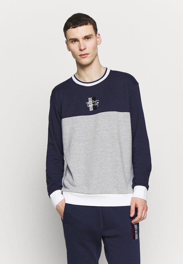 ROYALE CREW - Sweater - navy