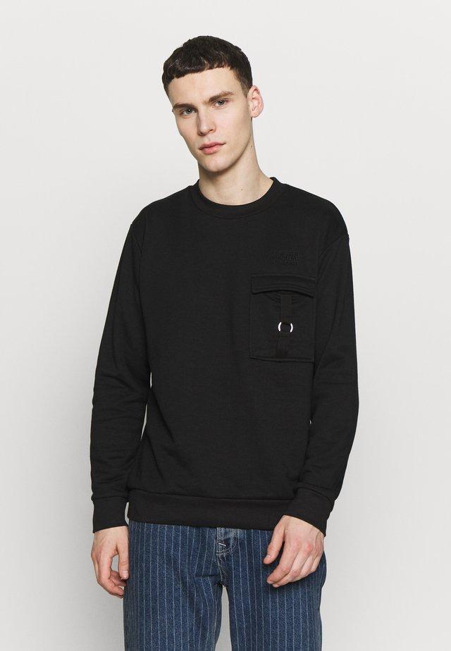 COMBAT CREW - Sweater - black