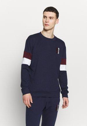 OREGON CREW - Sweater - navy