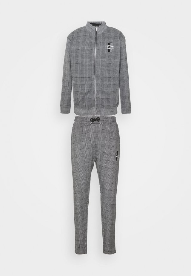 WISCON TRACK SET - Tracksuit - grey