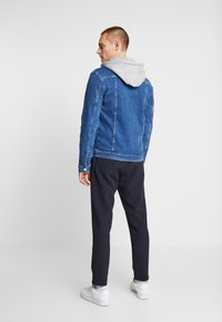 FAKTOR - DAEL JACKET - Spijkerjas - blue denim - 2