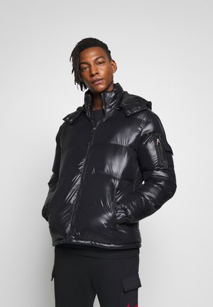 JARED SHINE BUBBLE - Veste mi-saison - black