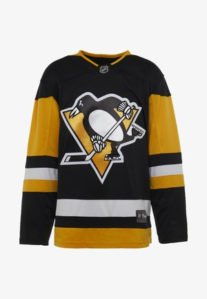 NHL PITTSBURGH PENGUINS BRANDED HOME BREAKAWAY - Long sleeved top - black