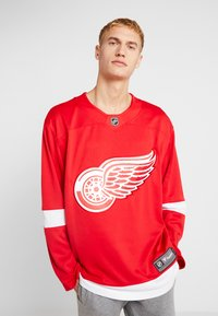 Fanatics - NHL DETROIT RED WINGS FANATICS BRANDED HOME BREAKAWAY - Article de supporter - red - 0