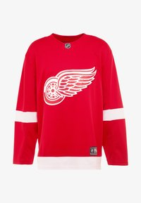 Fanatics - NHL DETROIT RED WINGS FANATICS BRANDED HOME BREAKAWAY - Article de supporter - red - 4