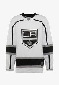 Fanatics - LOS ANGELES KINGS FANATICS BRANDED AWAY BREAKAWAY - T-shirt de sport - white - 4