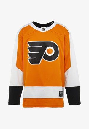 NHL PHILADELPHIA FLYERS BRANDED HOME BREAKAWAY - Club wear - orange