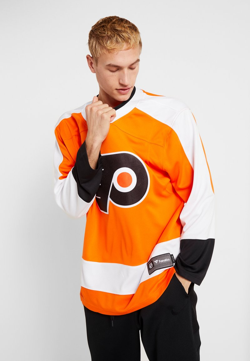 Fanatics - NHL PHILADELPHIA FLYERS BRANDED HOME BREAKAWAY - Article de supporter - orange