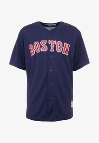 Fanatics - BOSTON SOX MAJESTIC REPLICA COOL BASE ALTERNATE - Triko s potiskem - dark blue - 5