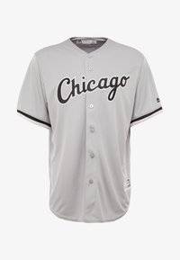Fanatics - CHICAGO SOX MAJESTIC REPLICA COOL BASE ROAD - T-shirt imprimé - silver - 4