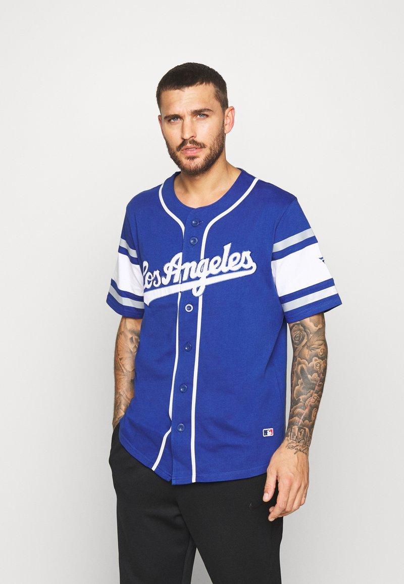 Fanatics - MLB LA DODGERS ICONIC FRANCHISE SUPPORTERS  - Article de supporter - royal