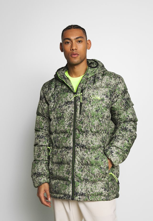 NFL SEATTLE SEAHAWKS PADDED JACKET - Squadra - multicolor