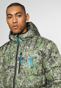 Fanatics - MLB MIAMI MARLINS PADDED JACKET - Winter jacket - multi-coloured - 3