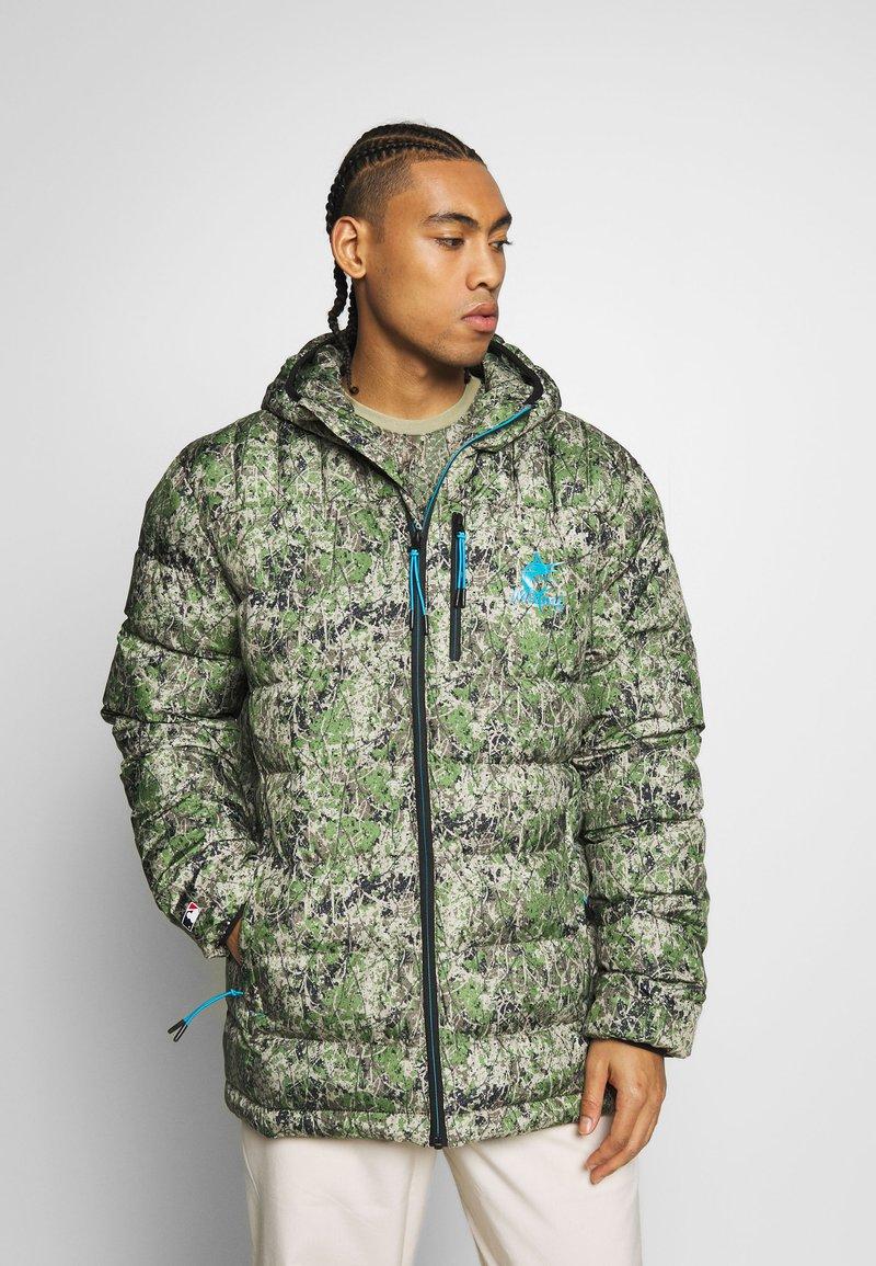 Fanatics - MLB MIAMI MARLINS PADDED JACKET - Winter jacket - multi-coloured