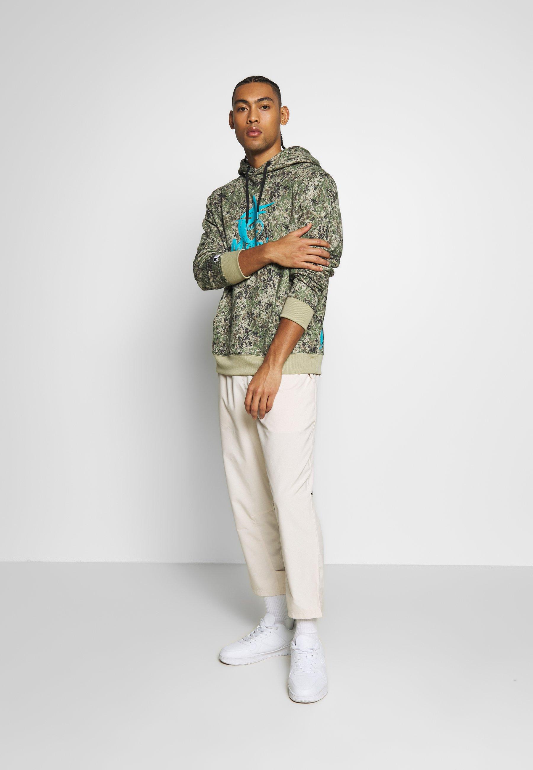 Fanatics Mlb Miami Marlins Hoodie - Klubbkläder Green