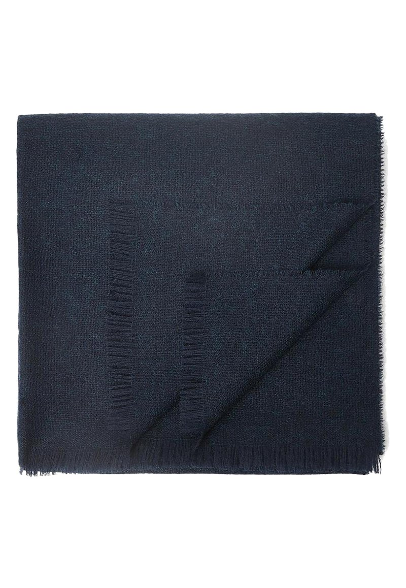 Falconeri - SCHAL KASCHMIR LIGHT - Scarf - blu navy