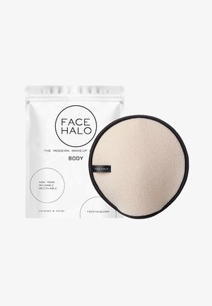 FACE HALO BODY - Skincare tool - black/white