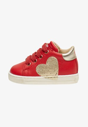 HEART - Chaussures premiers pas - red