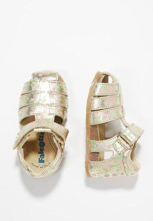 ALBY halboffener - Vauvan kengät - gold