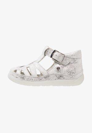 FALCOTTO NAPA - Sandals - silber