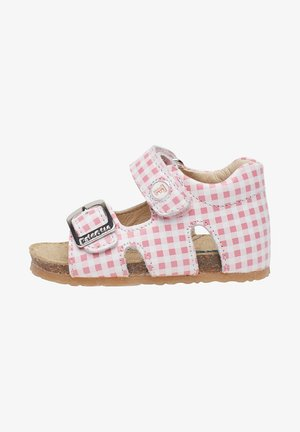 ALBY - Sandals - pink