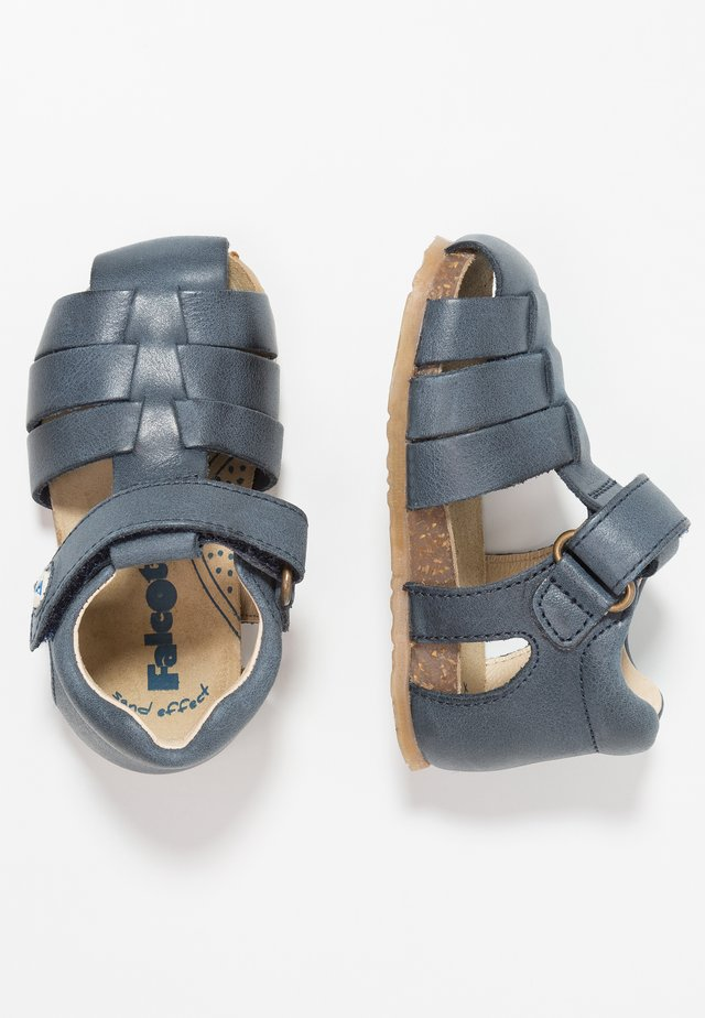 ALBY - Baby shoes - blau