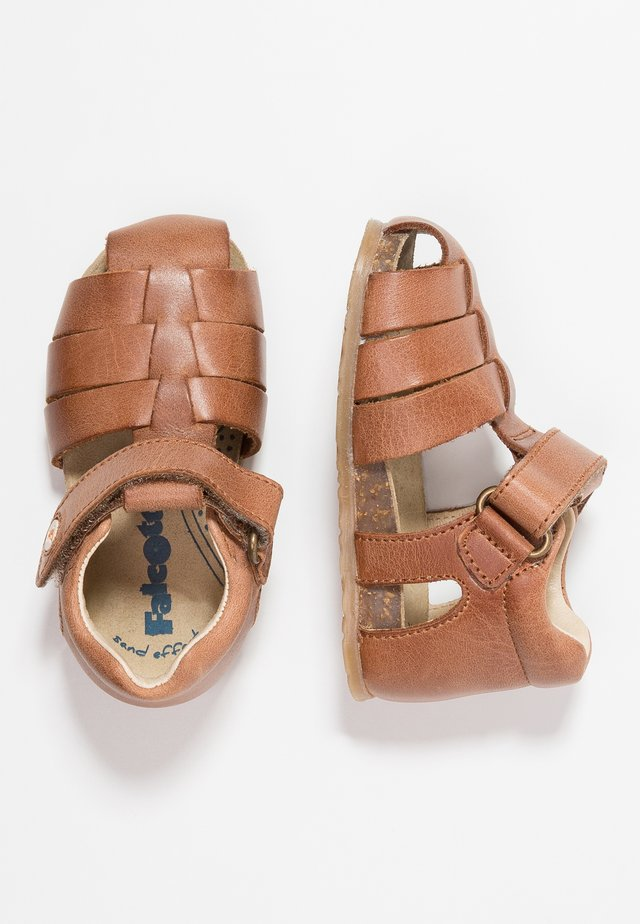 ALBY - Baby shoes - brown