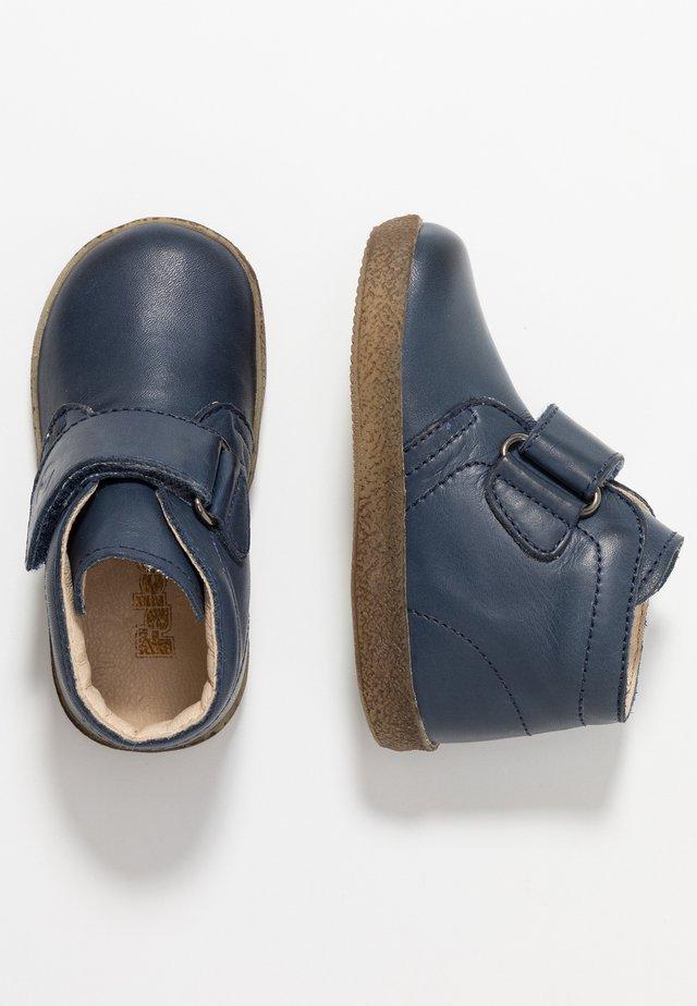 CONTE - Lära-gå-skor - blau
