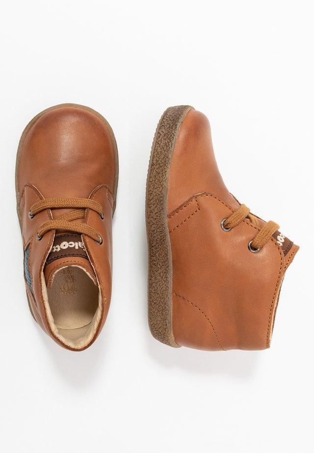 Scarpe primi passi - brown