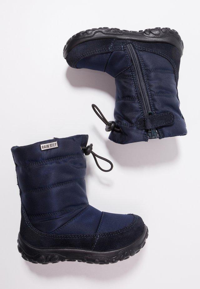 POZNURR - Stivali da neve  - bleu
