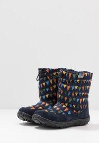 Falcotto - POZNURR - Stivali da neve  - blau - 3