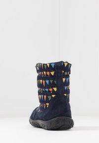 Falcotto - POZNURR - Stivali da neve  - blau - 4