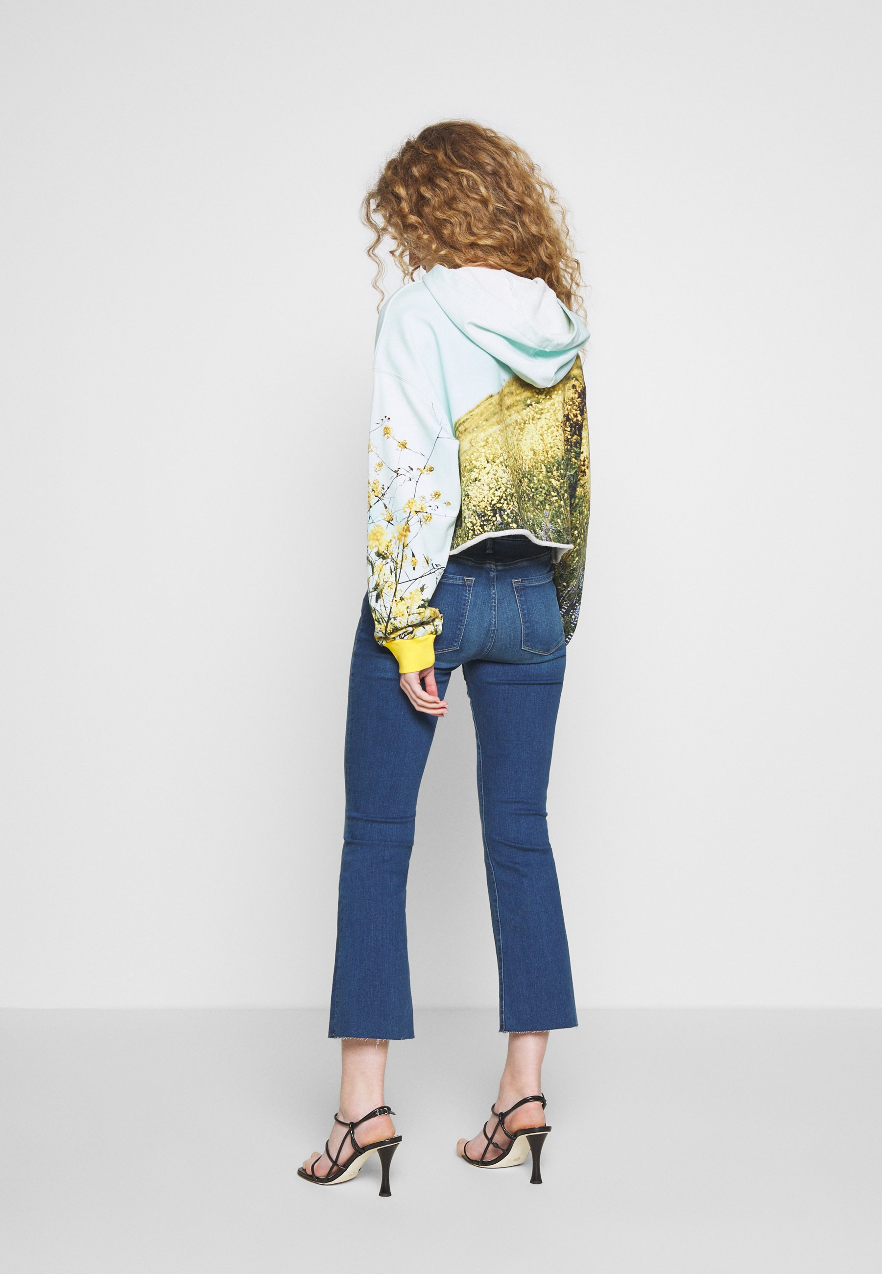 Frame Denim PHOTO REAL HOODIE - Bluza z kapturem - multi-coloured