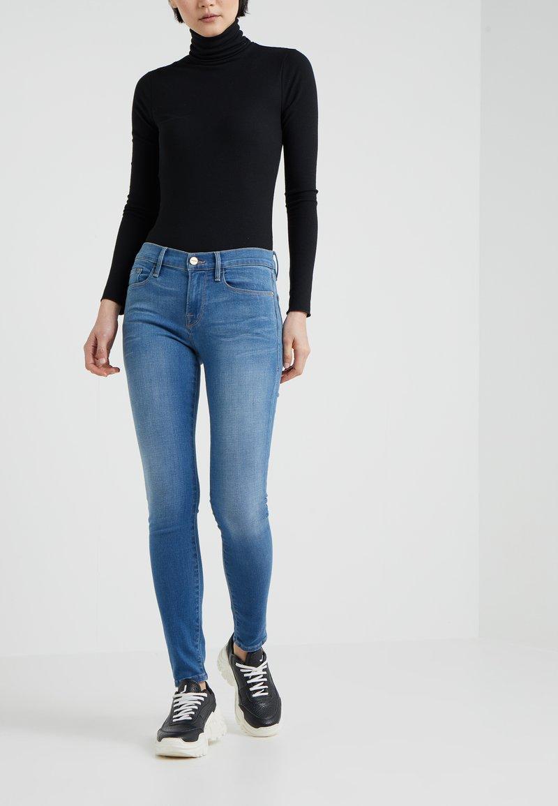 Frame Denim - LE DE JEANNE - Jeans Skinny - culver