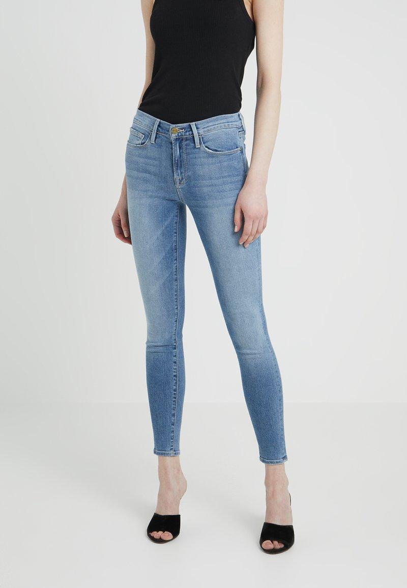 Frame Denim - LE DE JEANNE - Jeans Skinny Fit - highland