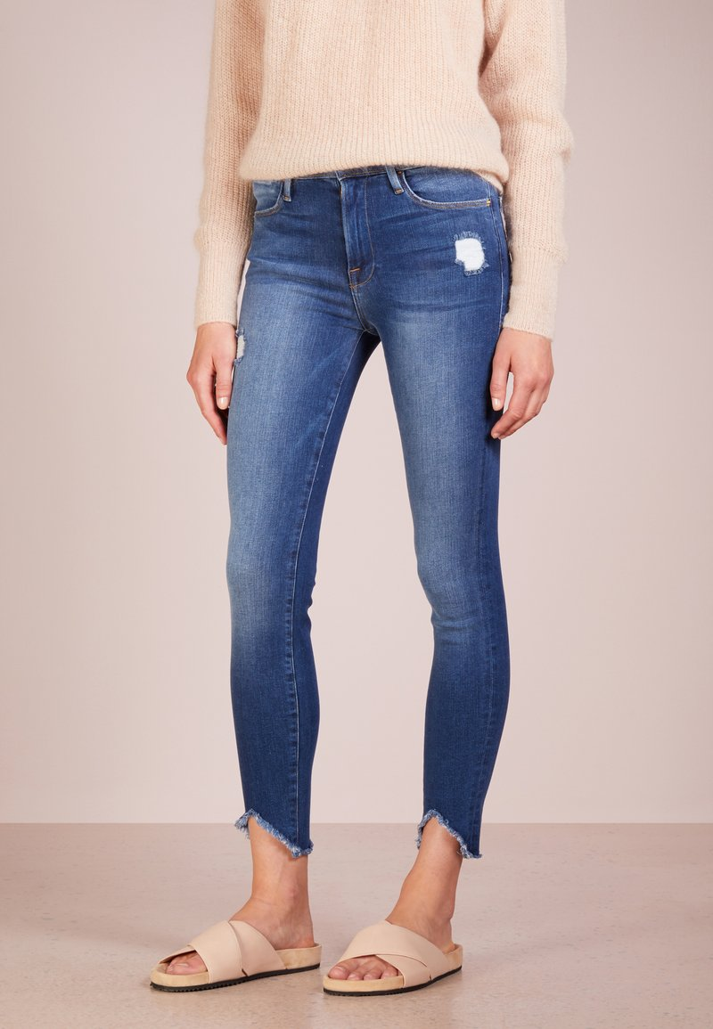 Frame Denim - Jeans Skinny Fit - seabright
