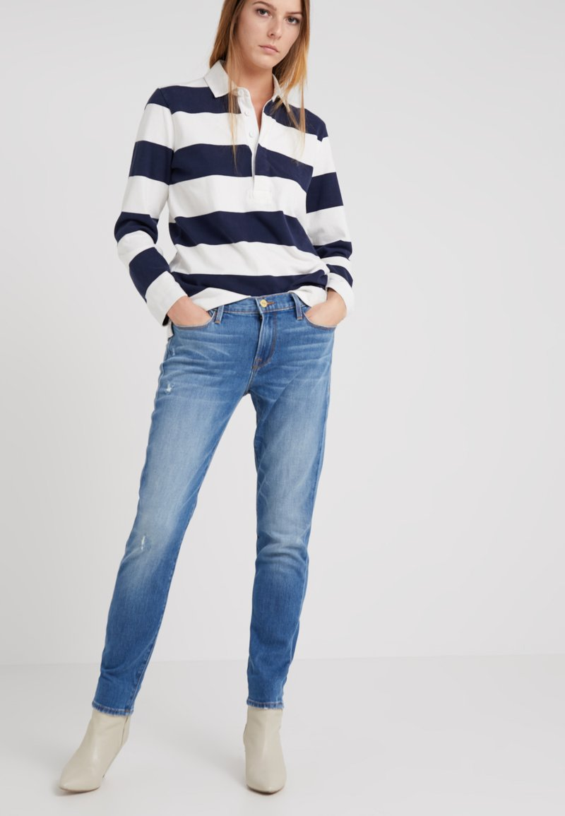 Frame Denim - LE GARCON - Relaxed fit jeans - washburn