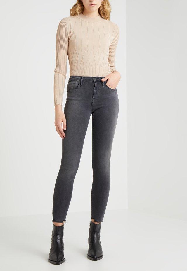 LE HIGH - Skinny džíny - streep