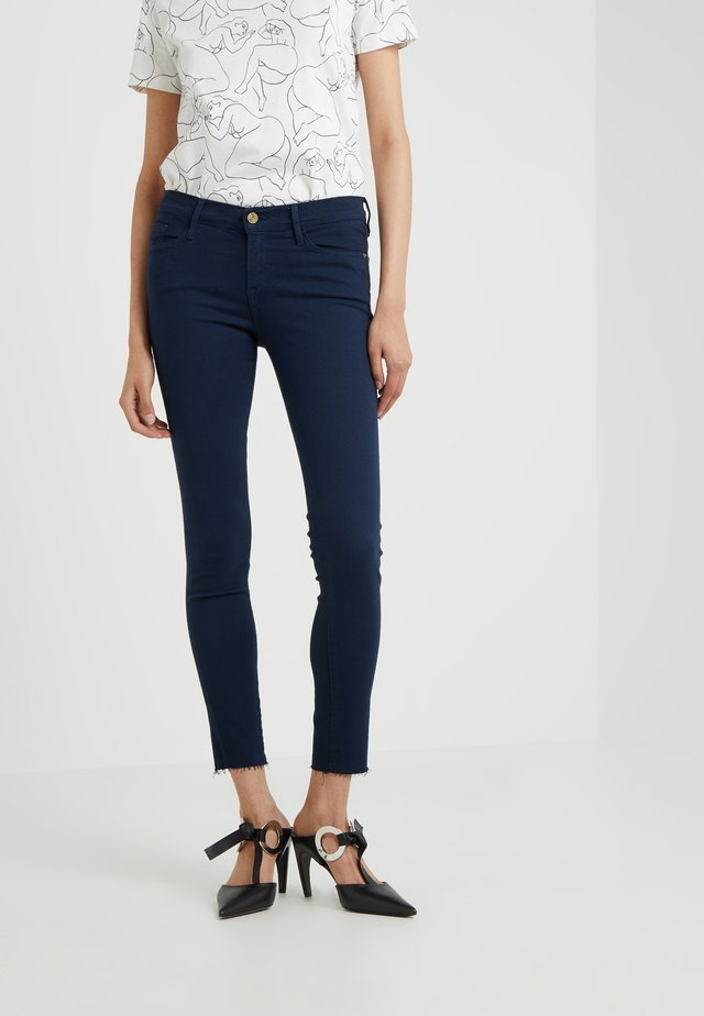 LE HIGH - Jeans Skinny Fit - navy