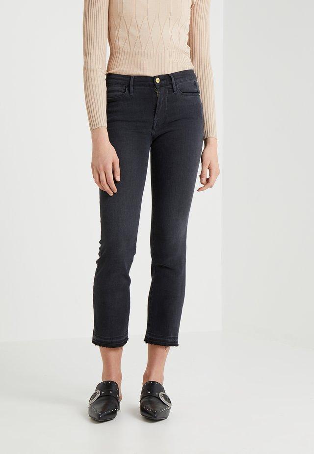 LE HIGH RELEASED HEM - Straight leg jeans - stratton