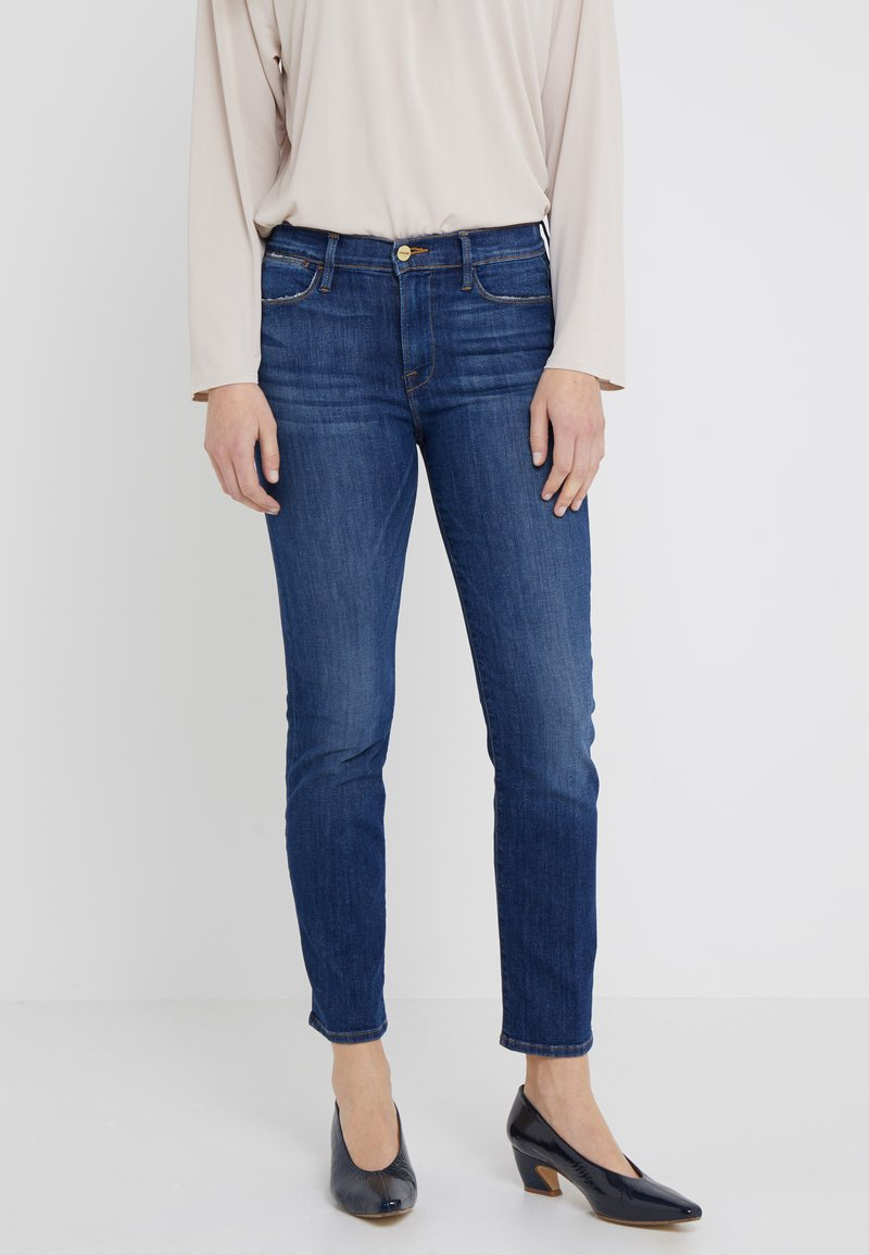 Frame Denim - Jeans Straight Leg - york