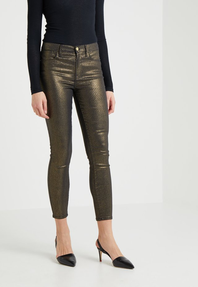 Jeans Skinny Fit - old gold