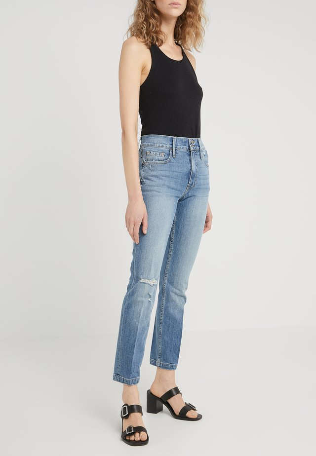 HERITAGE SYLVIE - Jeans baggy - aretha